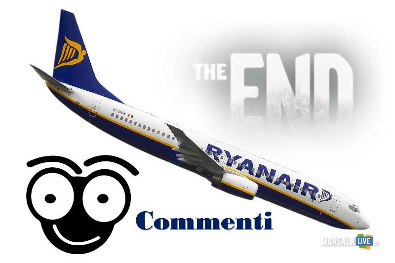 ryanair-the-end-commenti-politici-birgi