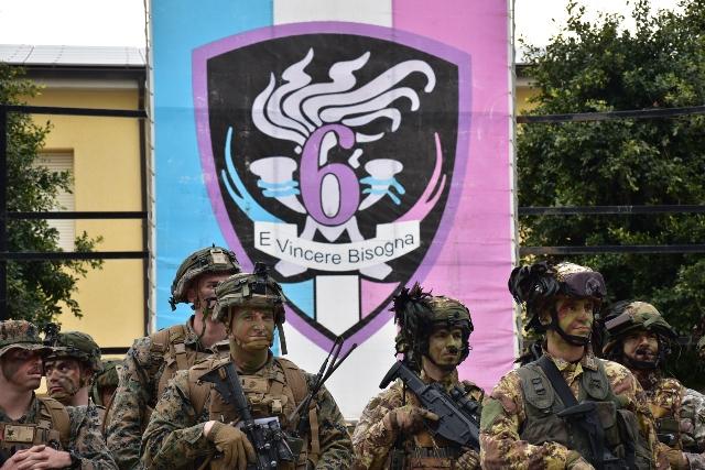 Addestramento congiunto tra Esercito italiano e US Marines Corps (1)