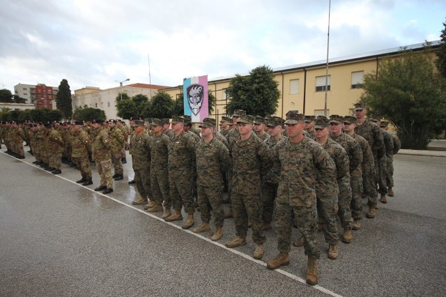 Addestramento congiunto tra Esercito italiano e US Marines Corps (4)
