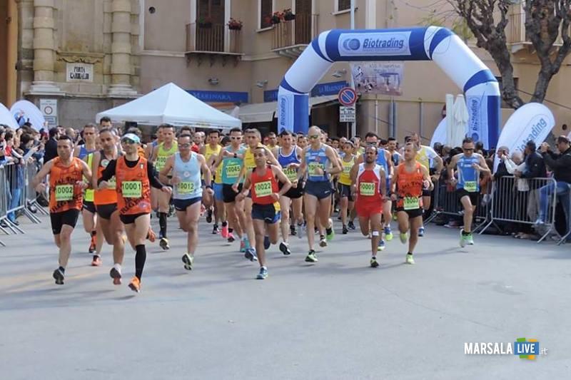 Atl. - Maratonina del vino - partenza di una delle precedenti edizioni