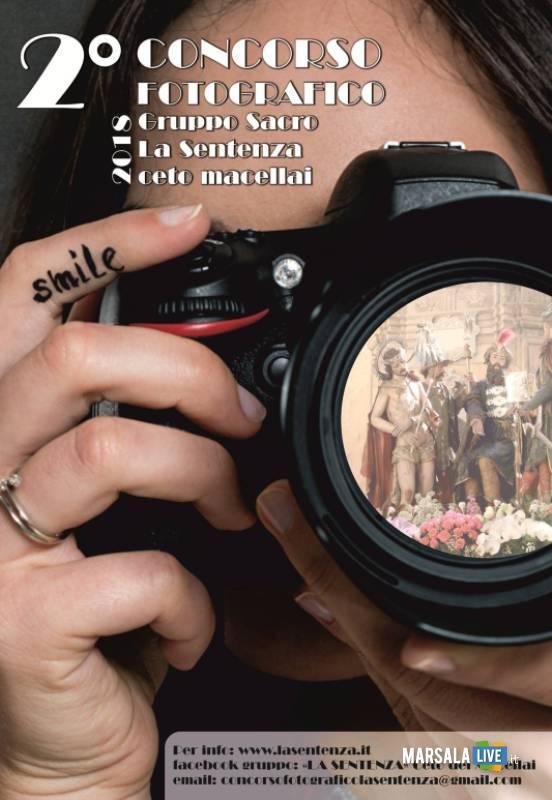 Concorso Fotografico Sacro Gruppo La Sentenza Misteri Trapani-