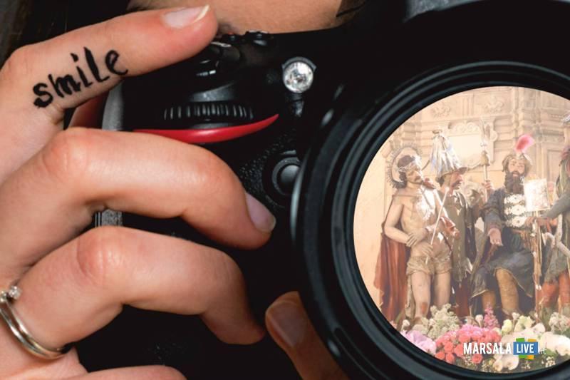 Concorso Fotografico Sacro Gruppo La Sentenza Misteri Trapani