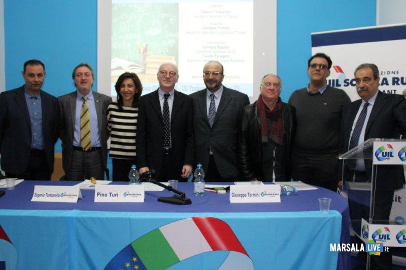 Daidone, Tumbarello, De Marco, Termini, Marino, Anselmi, Parasporo, Turi