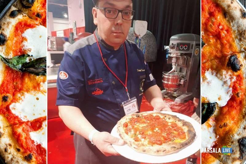 Daniele Vaccarella pizza