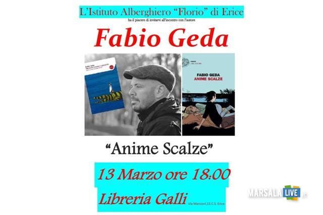 Fabio Geda presenta Anime Scalze