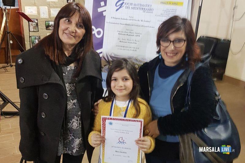 Giochi Matematici del Mediteranno Marta Giacalone (5)