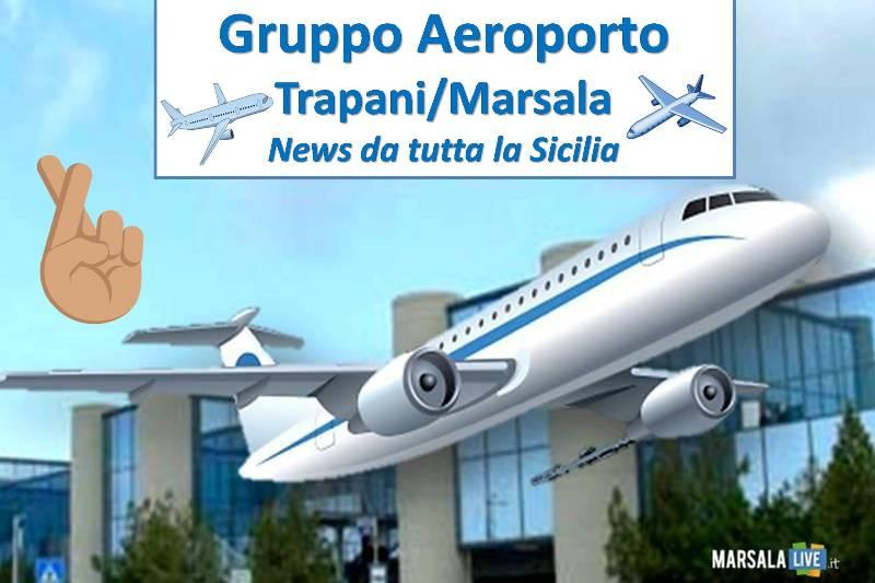 Gruppo Aeroporto Trapani_Marsala News da tutta la Sicilia