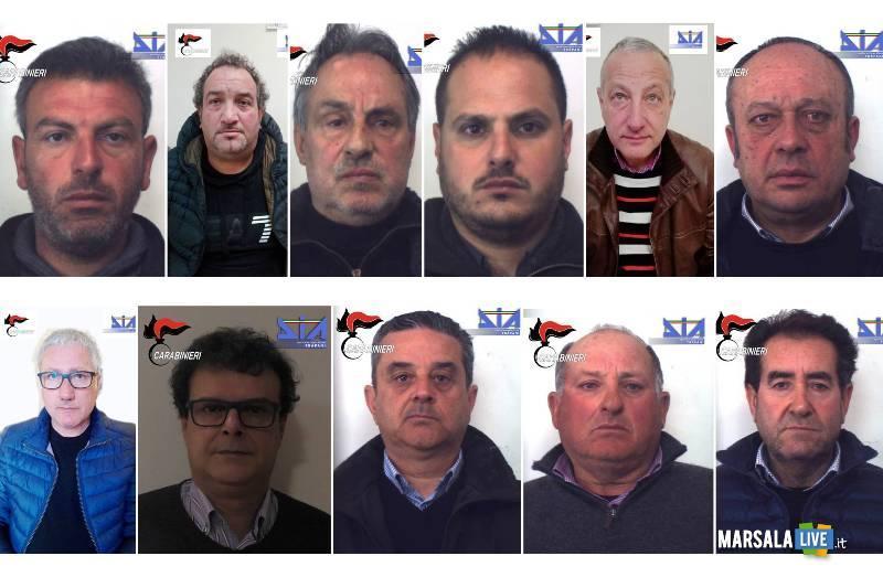 Mafia colpo al clan di Messina Denaro eolico