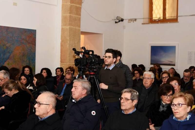 Presentazione Libro Il Ficcanaso e la Posidonia Salvatore Pandolfo (2)