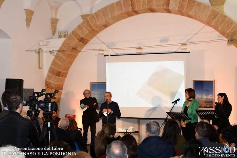 Presentazione Libro Il Ficcanaso e la Posidonia Salvatore Pandolfo (3)