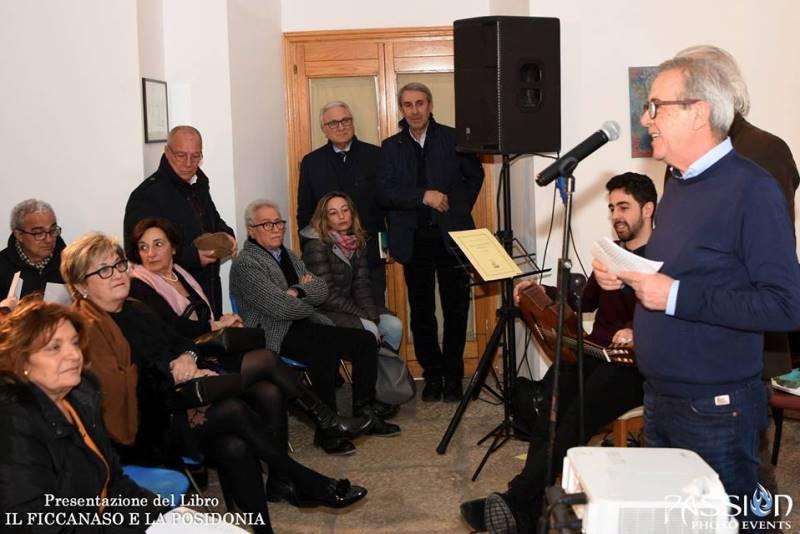 Presentazione Libro Il Ficcanaso e la Posidonia Salvatore Pandolfo (4)