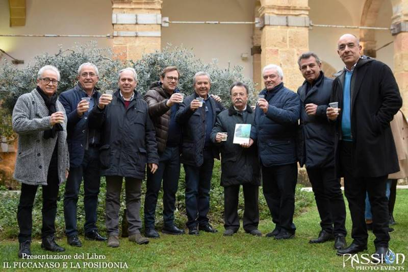 Presentazione Libro Il Ficcanaso e la Posidonia Salvatore Pandolfo (6)