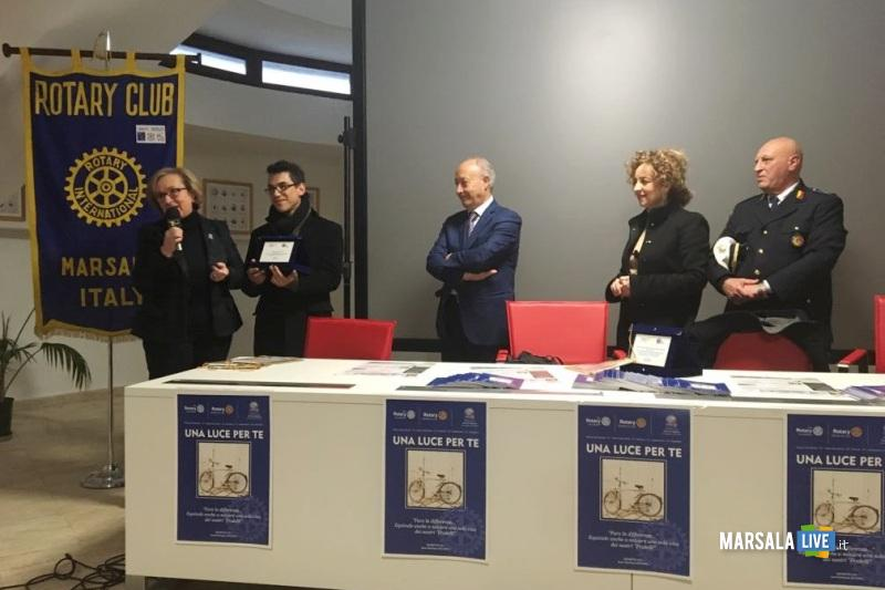 Rotary club Marsala Una luce per te