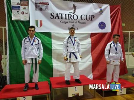 Satiro Cup di Karate- (2)