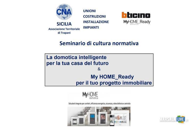 Seminario di cultura informativa dedicato alla Domotica