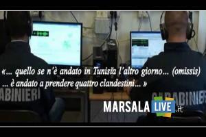 Tratta di migranti Tunisia-Sicilia blitz Caronte Marsala
