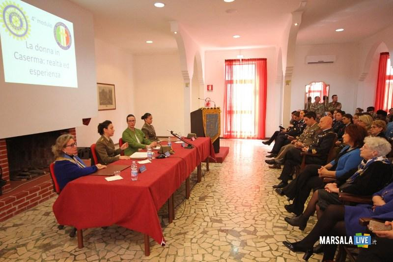 conferenza Donne in caserma