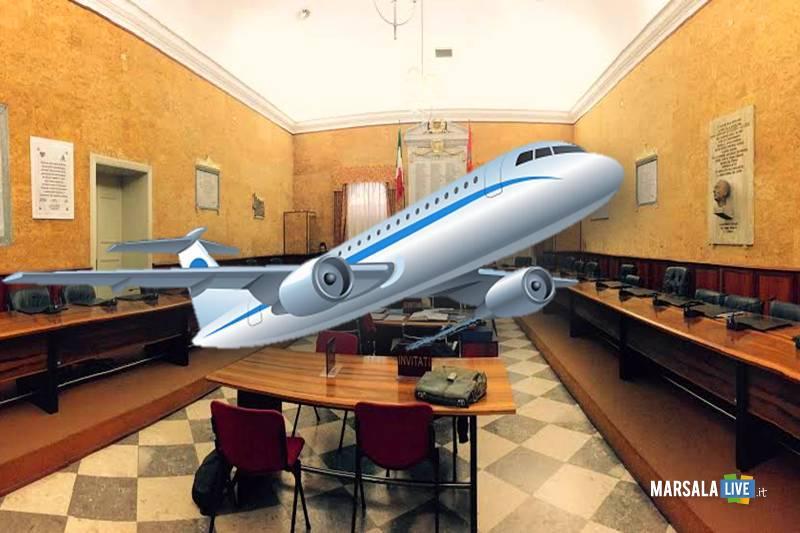 consiglio-comunale-marsala-aereo