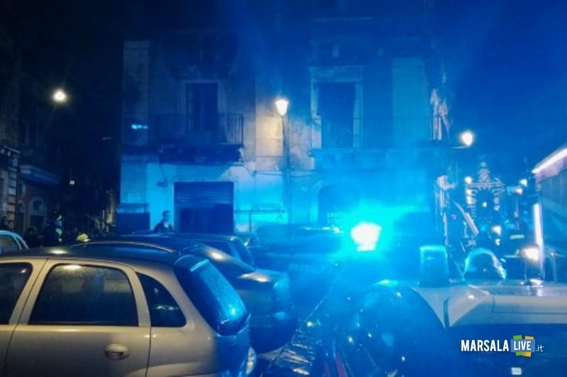 esplosione palazzina via Sacchero Catania