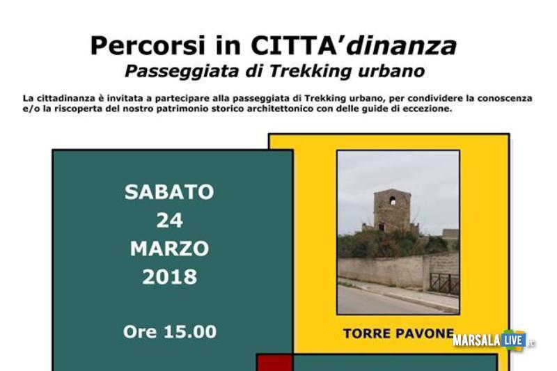 """Passeggiata di trekking urbano """"per riscoprire il patrimonio storico ... 54938112059"""