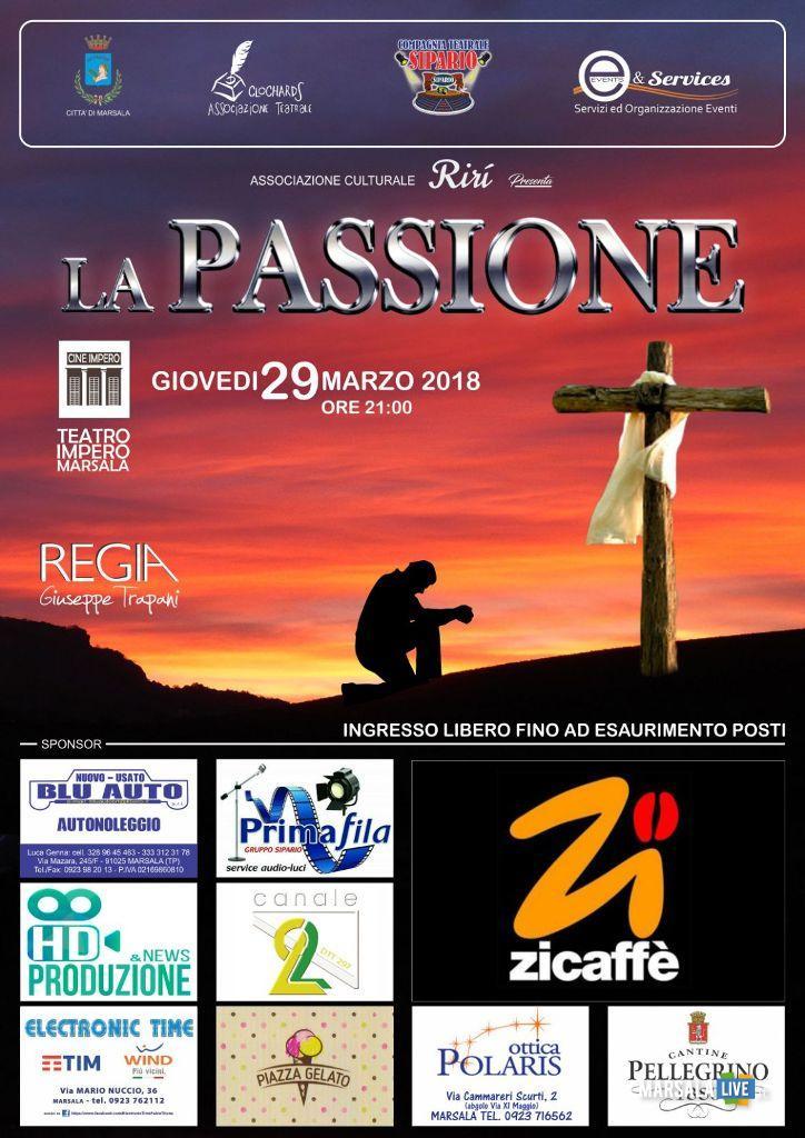 marsala - passione venerdì santo