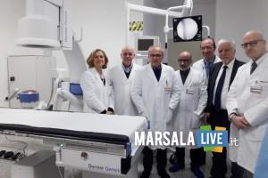 ospedale Trapani nuove tecnologie per chirugia endoscopica urologica