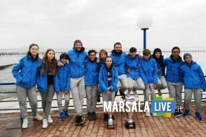 squadra vela società Canottieri Marsala