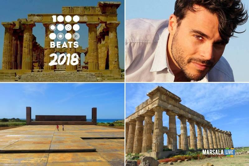 1000 Beats european Drum e percussion Accademy nino errera 2018 Selinunte