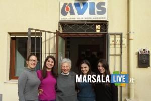 Alessia Sorrentino - Martina Dara - Alessia Pellegrino - Fabiola Figuccia - prof. Angela Parrinello (2)