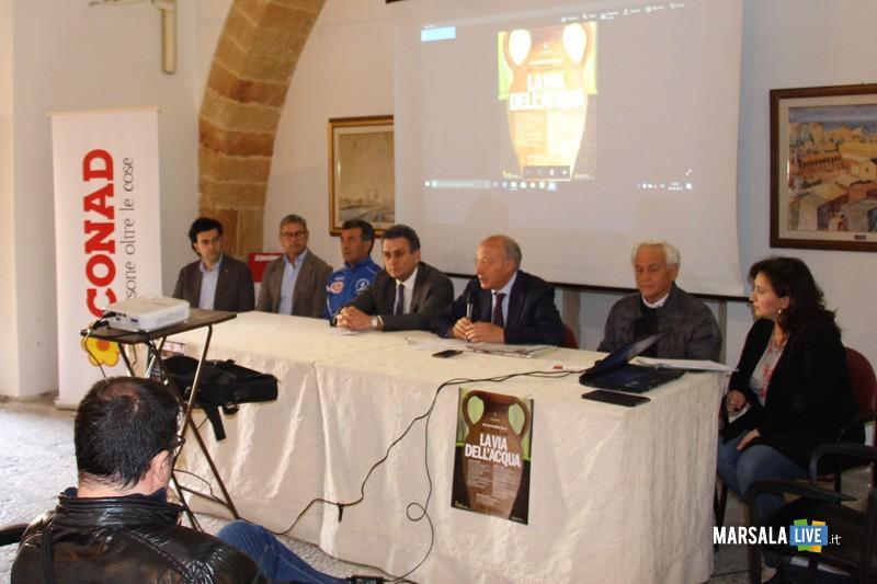 - Atl - presentazione della V edizione della Maratonina del Vino