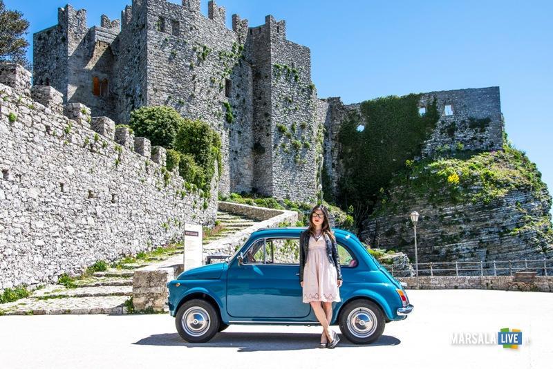 Castello di Venere, Erice (Trapani) - Settima Tappa Sicilia in 500_3