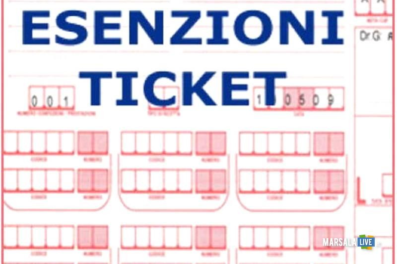 Esenzione ticket reddito