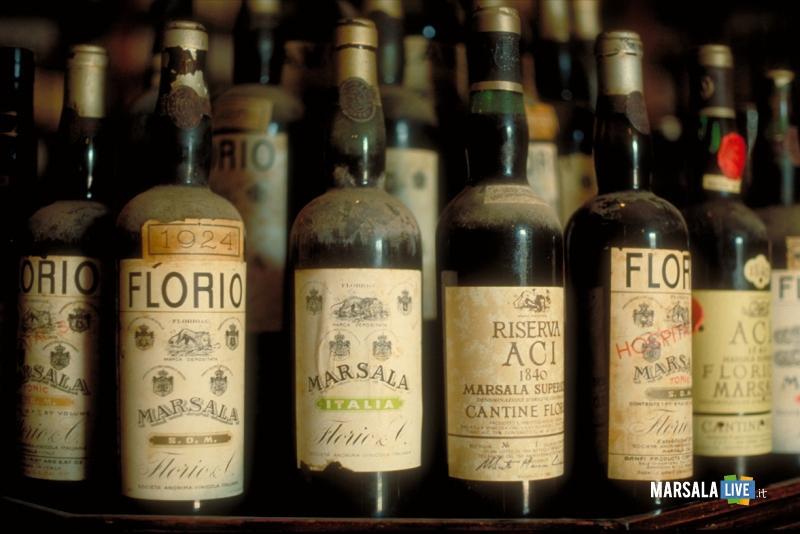 Florio-Marsala-Cantina-vino-bottiglie
