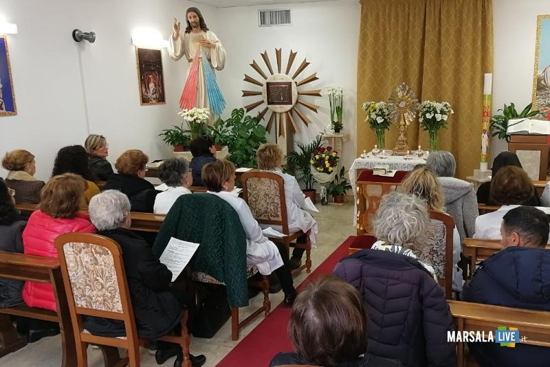 Gesù Misericordioso Cappella Ospedale Mazara Favata e Fiorino (1)