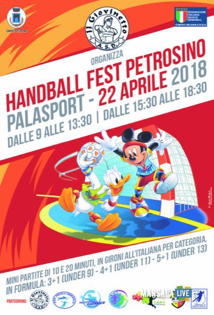 HandBall Fest Petrosino