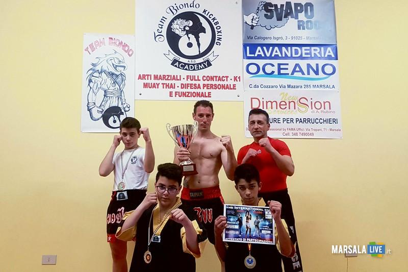 Kick boxing Team Biondo Marsala