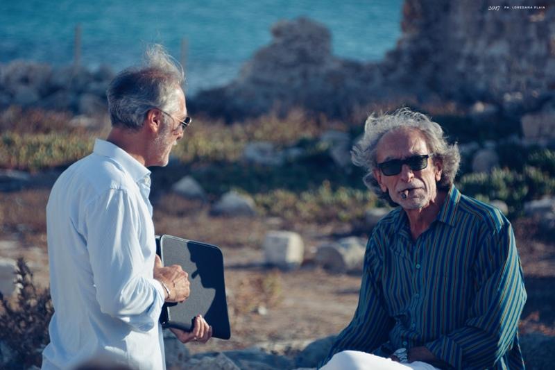 Marcello Mazzarella e Mauro Spitaleri