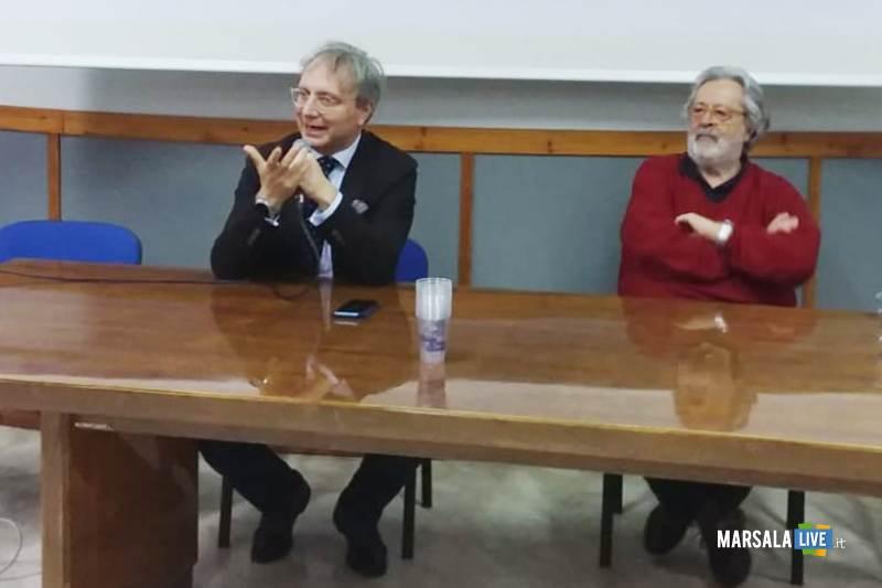 Marsala Giornalismo tra verità e sensazionalismo Gianloreto Carbone (2)