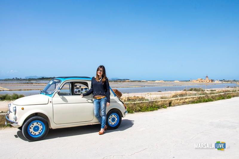 Marsala - Sesta Tappa Sicilia in 500_9