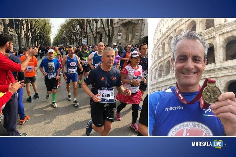 Polisportiva Marsala Doc alle Maratone di Roma e Milano