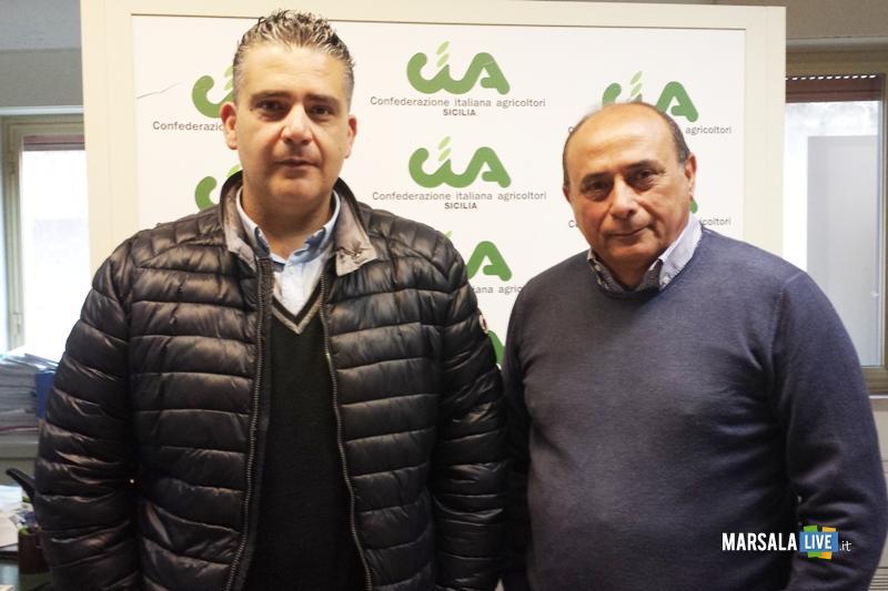 da sinistra Luca Basset e Antonio Terrasi