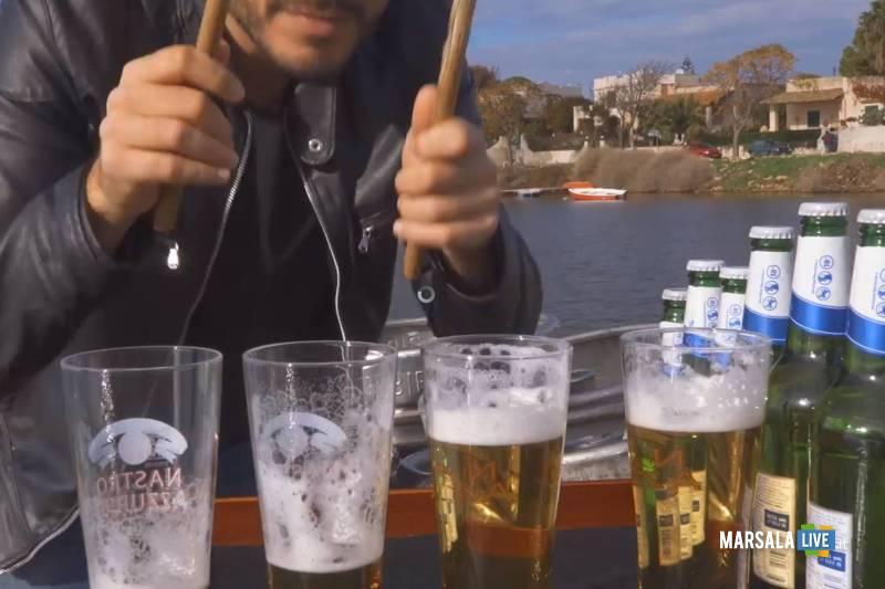 nino errera fresh beat nastro azzurro marsala birra
