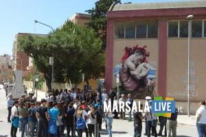 2 murale marsala - 23 maggio 2018