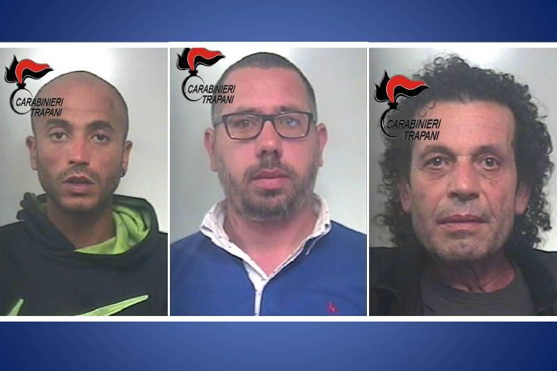 3 persone arrestate e 2 giovani denunciati per guida in stato di ebbrezza