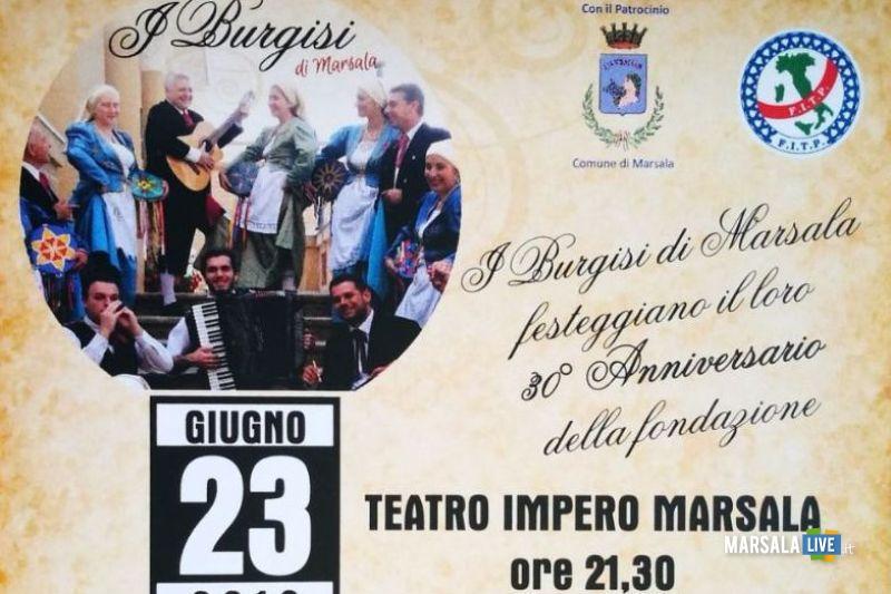 30esimo burgisi marsala teatro impero