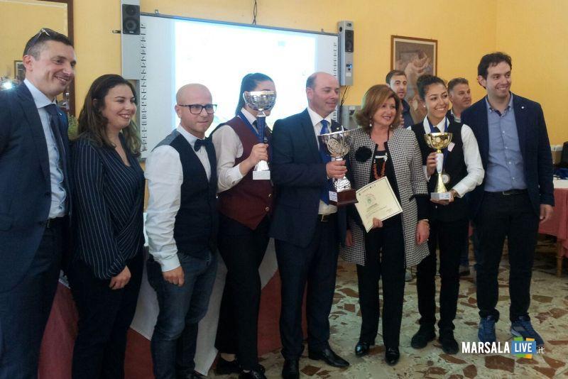 Alberghiero di Marsala premiato a Descosicano 2018