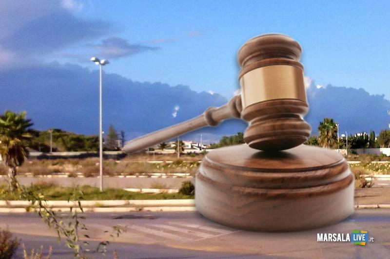 Area artigianale via Vita marsala sentenza