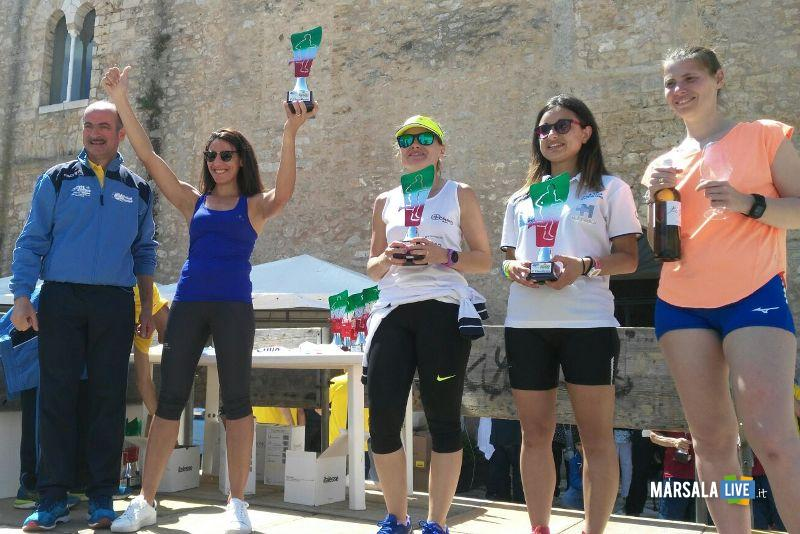 - Atl. - Marianna Cudia sul podio ad Alcamo