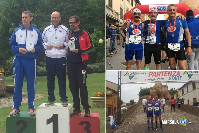 Atleti della Polisportiva Marsala Doc