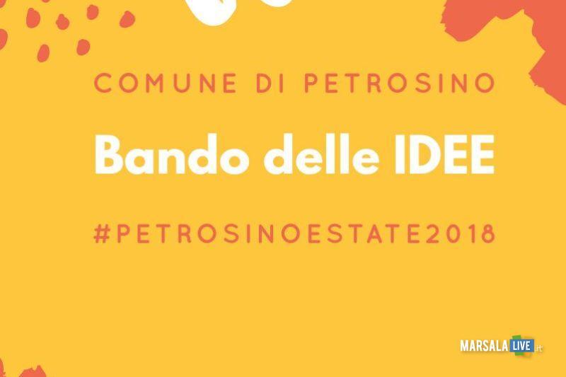 Bando delle Idee 2018